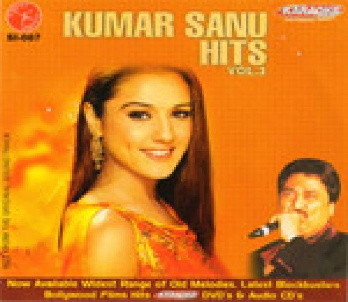 Kumar Sanu Hits Vol  3 (Karaoke ) Music Audio CD - Price In