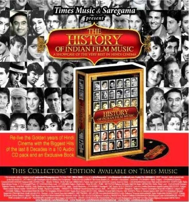 The History Of Indian Film Music