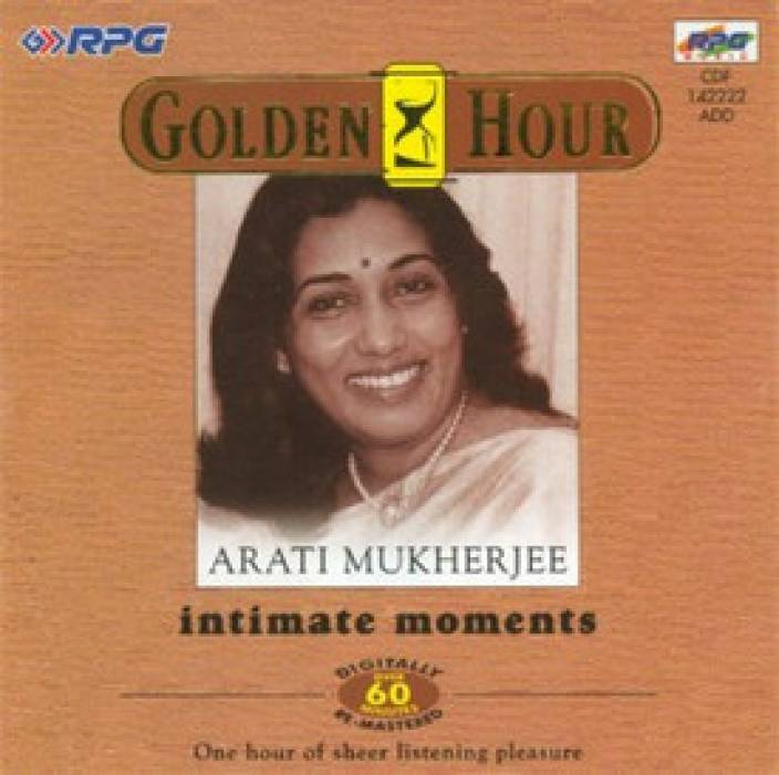 Golden Hour - Arati Mukherjee Audio CD Standard Edition