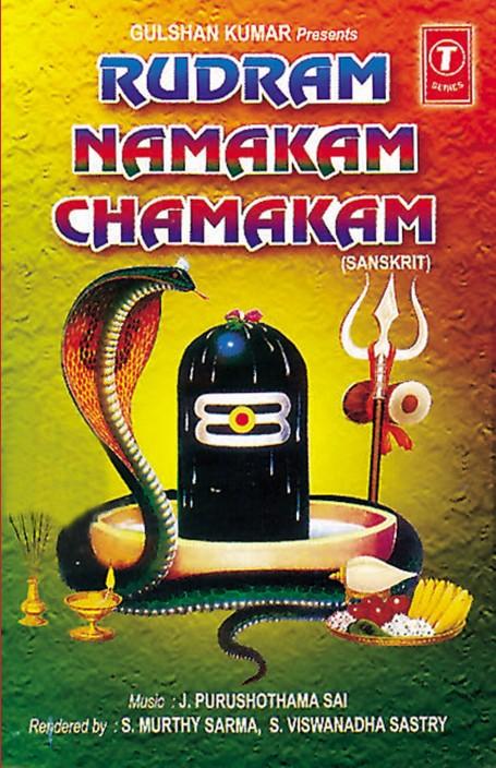 Rudram Chamakam Sanskrit Pdf