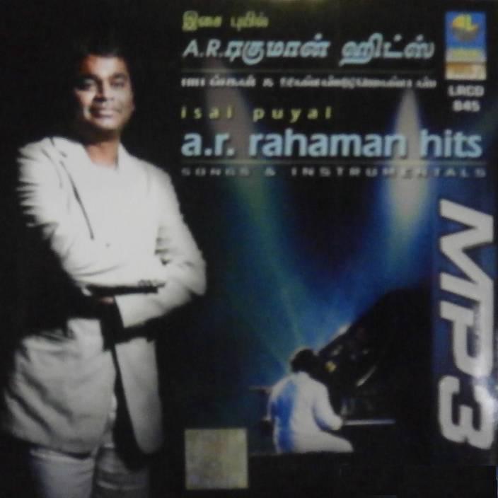 Isai Puyal A. R. Rahman Hits - Songs & Instrumentals