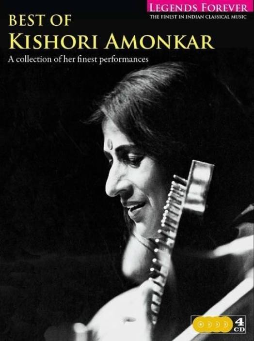 Best Of Kishori Amonkar: A Collection Of Her Finest Performances