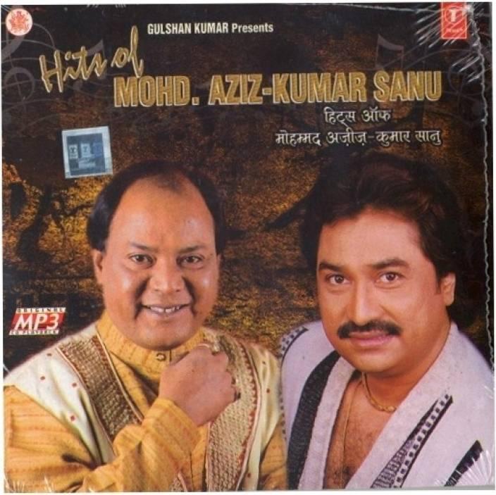 Best Of Mohd. Aziz - Kumar Sanu