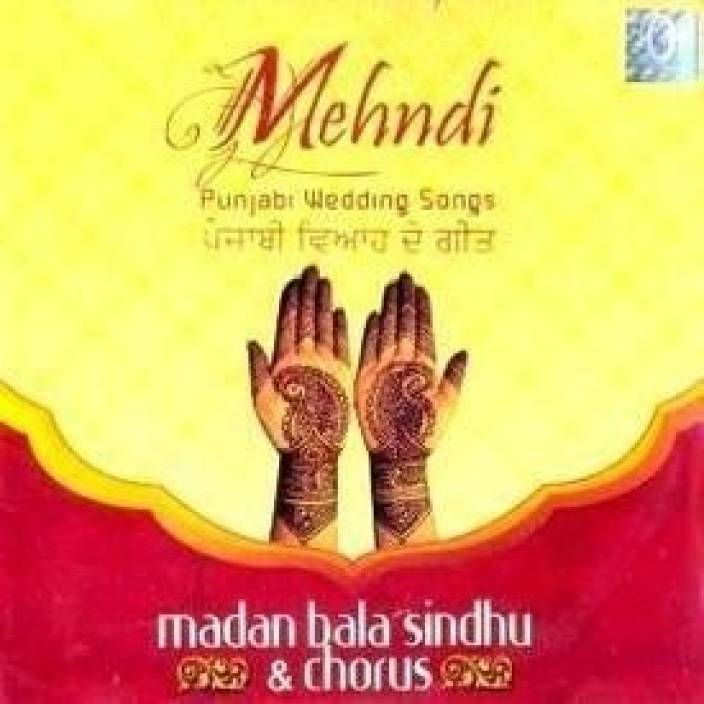 mehndi punjabi wedding songs