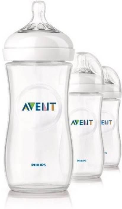 Philips Avent BPA Free Natural Polypropylene Bottle - 325 ml
