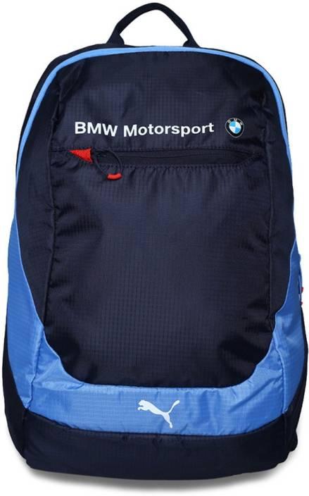 Puma Puma BMW Motorsport 27 L Laptop Backpack (bmw team blue-marina blue)  27 L Laptop Backpack (Blue) 08e7cdca1b