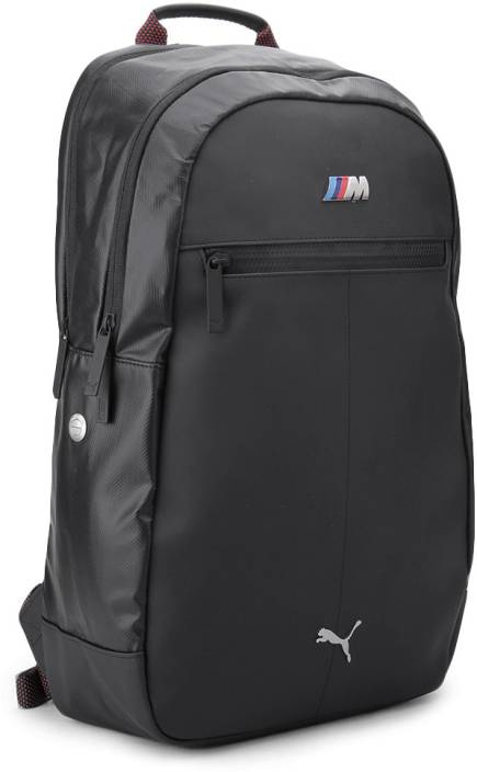 cb56d8e8b87 Puma BMW M Collection Backpack Black - Price in India | Flipkart.com