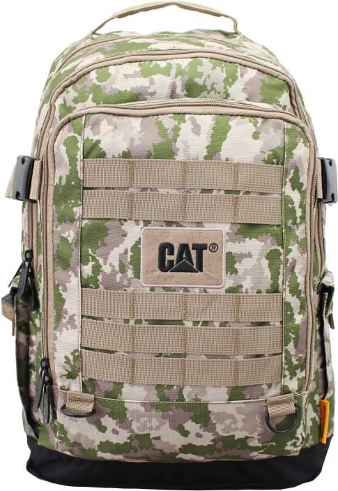 3b6c371837d CATERPILLAR Combat Advanced 22 L Laptop Backpack Bright Camo - Price ...