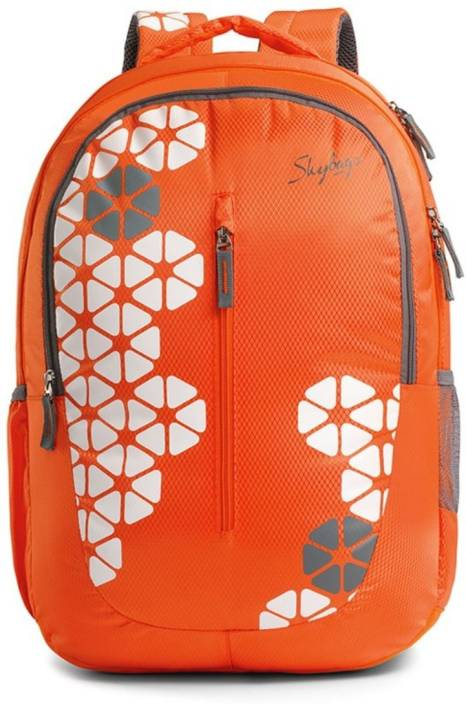 cc0103be15 Skybags POGO PLUS 03 35 L Backpack ORANGE - Price in India ...
