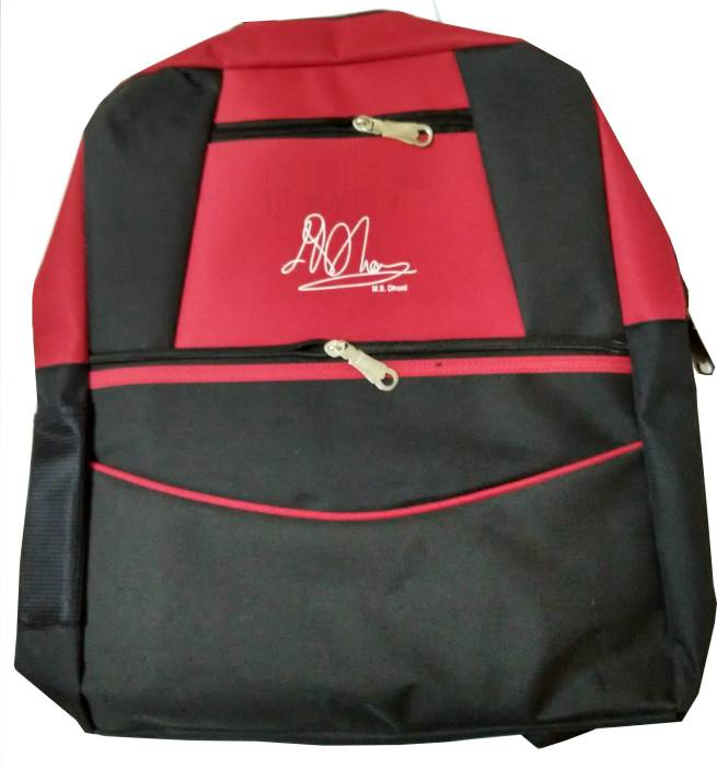 addd4744a647 ShopoMatix Ms Dhoni Signature 2 L Backpack Red - Price in India ...
