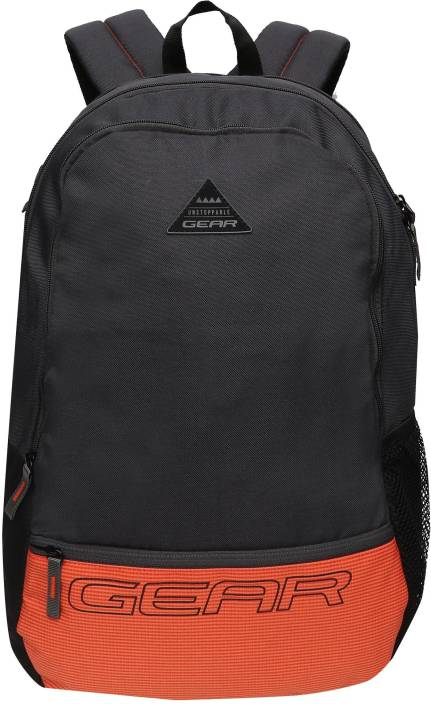 Gear ECO BACKPACK 6 GREY-ORANGE 24 L Backpack GREY-ORANGE - Price in ... 0a213bb978f5b