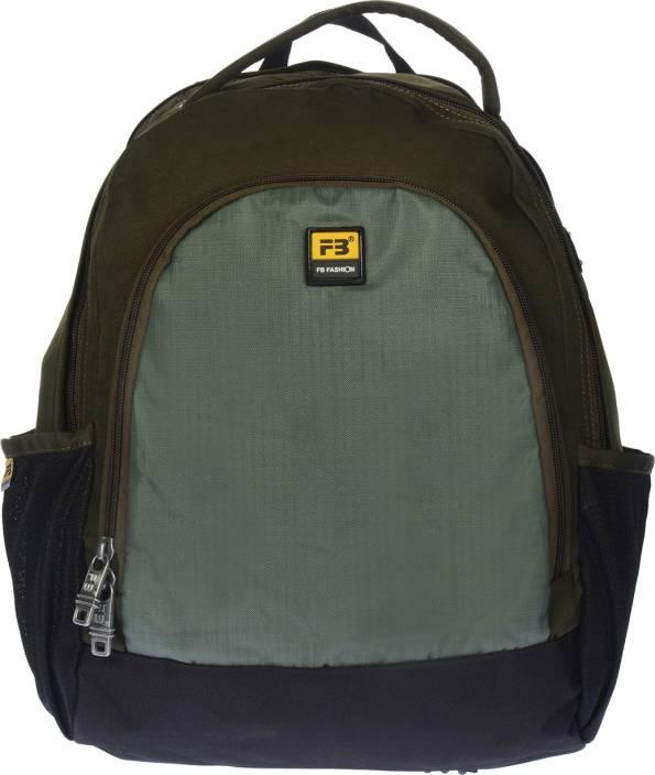 7212798b03e8 FB Fashion SB-526 17 L Small Backpack (Green