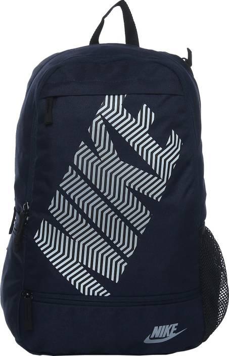 size 40 6d077 db95e Nike Classic Line 23 L Backpack (Blue)