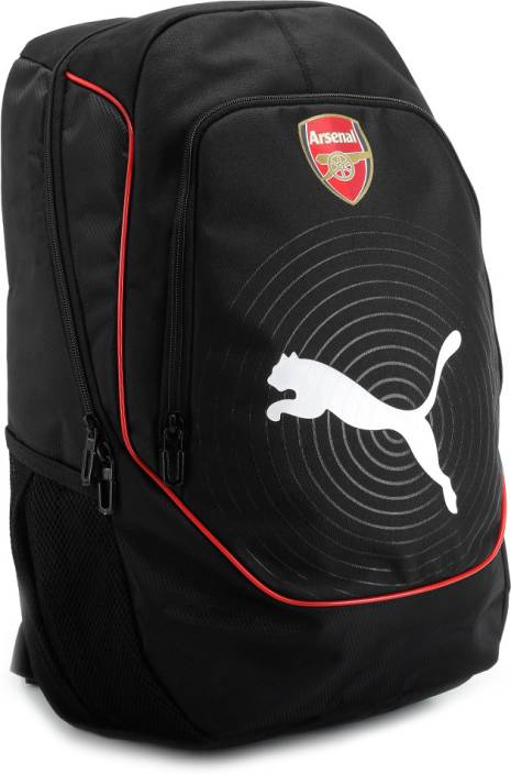 e6bfac26223b Puma Arsenal Football Backpack (Black)