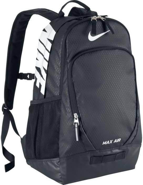 9f9ee845ee Nike Max Air 34 L Laptop Backpack Black - Price in India
