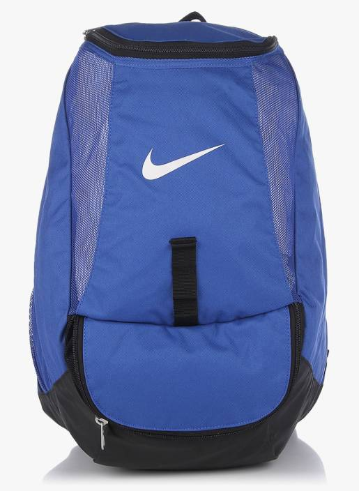 bc2d91d45a Nike Club Team Swoosh 37 L Backpack Blue - Price in India