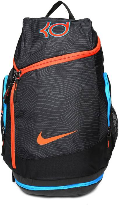 Nike KD Basketball Max Air Large Backpack Black - Price in India ...