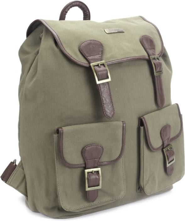 2cfcbe11e824 U.S. Polo Assn. Backpack Olive - Price in India