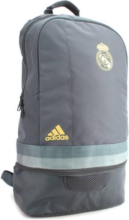 f20a9262f ADIDAS Real Madrid Backpack Deespa - Price in India | Flipkart.com