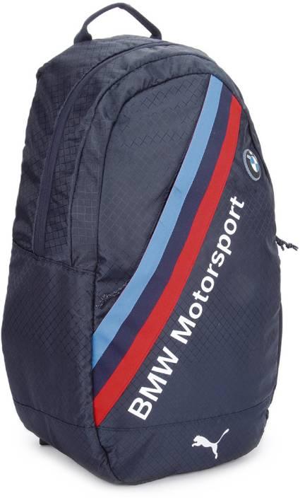 8541ef6c839 Puma BMW Motorsport Backpack Blue - Price in India   Flipkart.com
