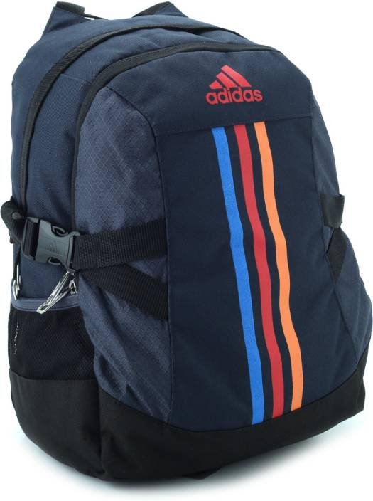 ADIDAS BP Power II Backpack Blue and Black - Price in India ... 54d2a9493ca94