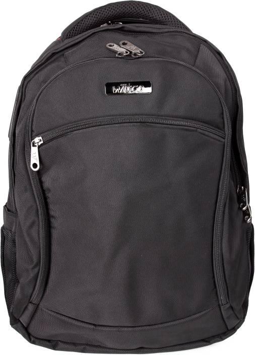 Witco Backpack Black - Price in India  929cdf722f5ef