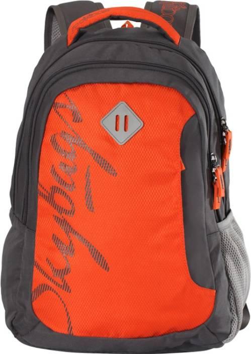 Skybags Footlose Leo 01 Orange 26 L Backpack Multicolor - Price in ... 3b18deffa5
