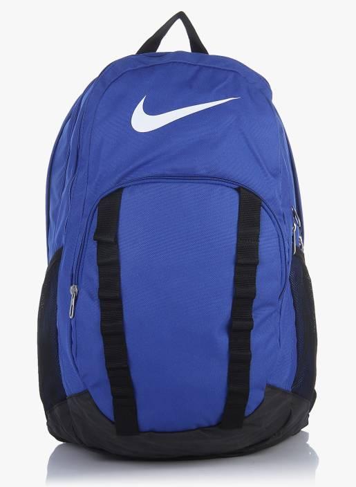 Nike Brasilia 7 XL 34 L Backpack Blue - Price in India  4d034cec7b41a