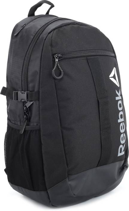 REEBOK Delta Backpack Black - Price in India  206b7d886a9