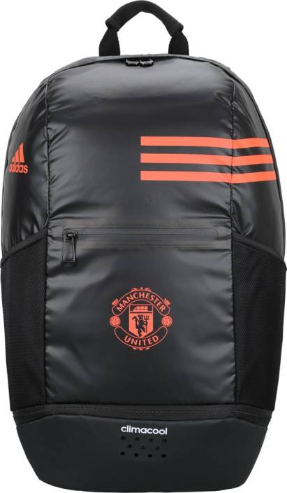 ADIDAS Mufc Clima Bp Backpack Black - Price in India  491967f02514e