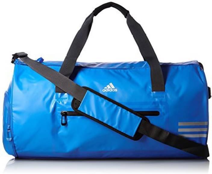 ADIDAS Gym Bag SHOBLU MSILVE MSILVE - Price in India  0c2b52e6ebc80
