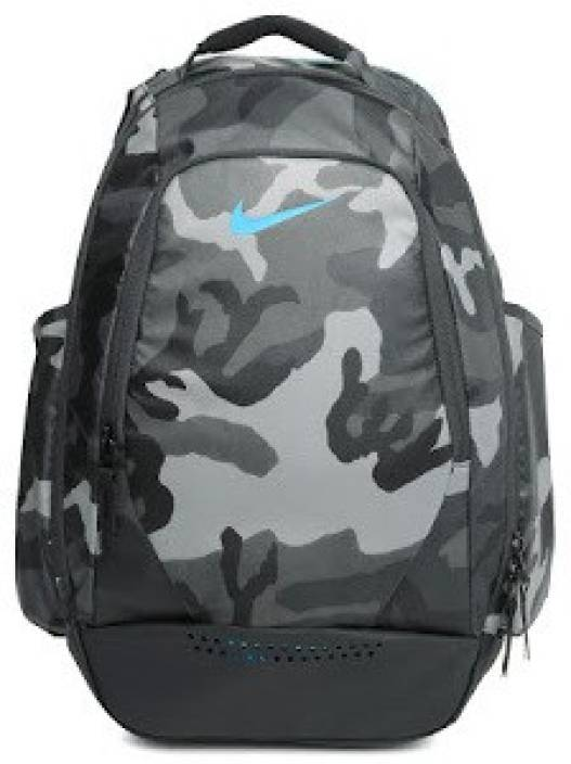 b2a0d55bfb5a Nike Ultimatum Utility Camouflage 10 L Large Backpack Grey - Price ...