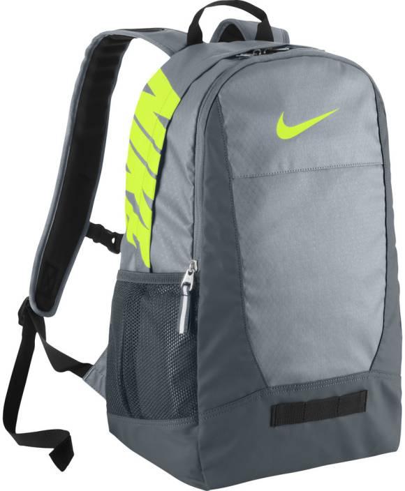 37b296e834 Nike Team Training Max Air Large Backpack (Grey