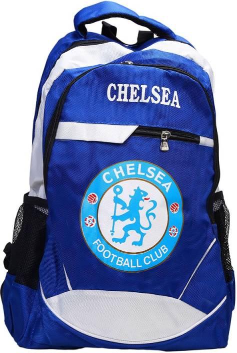 Merchant Eshop Chelsea Waterproof Backpack (Blue af96bad9b92ce