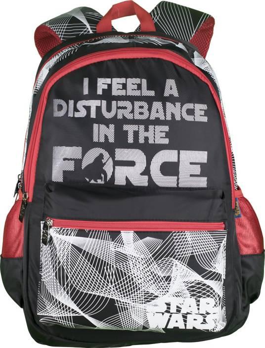 Star Wars Force Waterproof School Bag