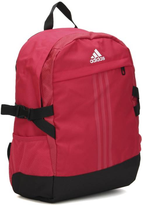 d30d8d44e587c ADIDAS BP POWER III M 499 g Laptop Backpack Red - Price in India ...