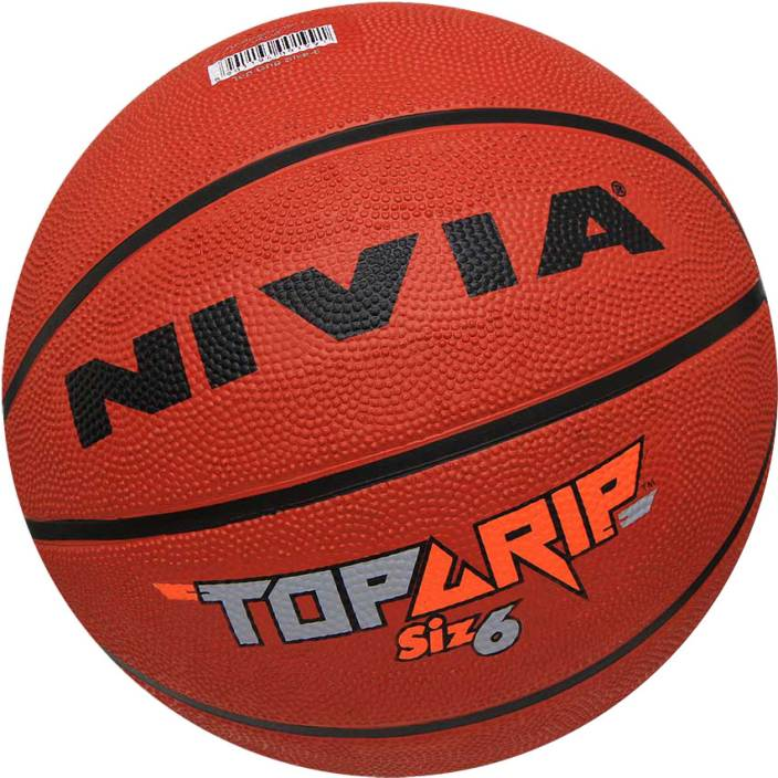 Nivia Top Grip Basketball - Size: 6
