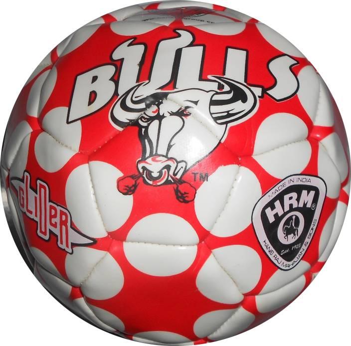 HRM Bulls Glider Football -   Size: 5