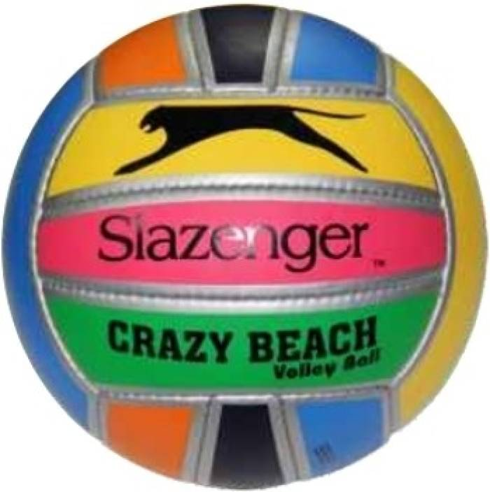 Slazenger Crazy Beach Volleyball -   Size: 4