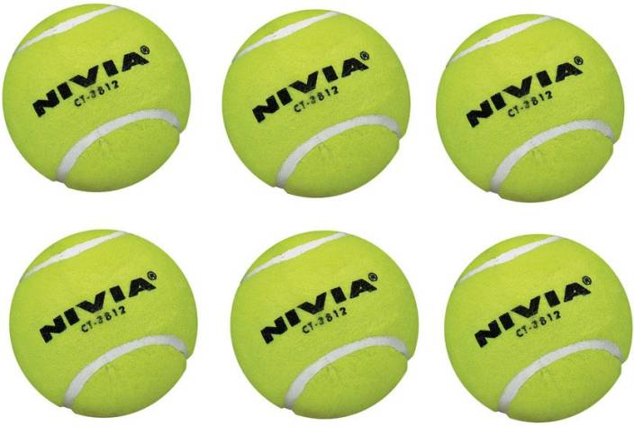 f4cadea5708 Nivia Cricket Tennis Ball - Buy Nivia Cricket Tennis Ball Online at ...