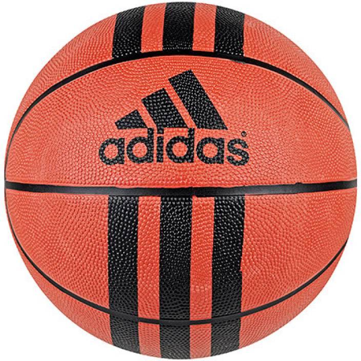 Adidas 3 Stripe D 29.5 Basketball -   Size: 7