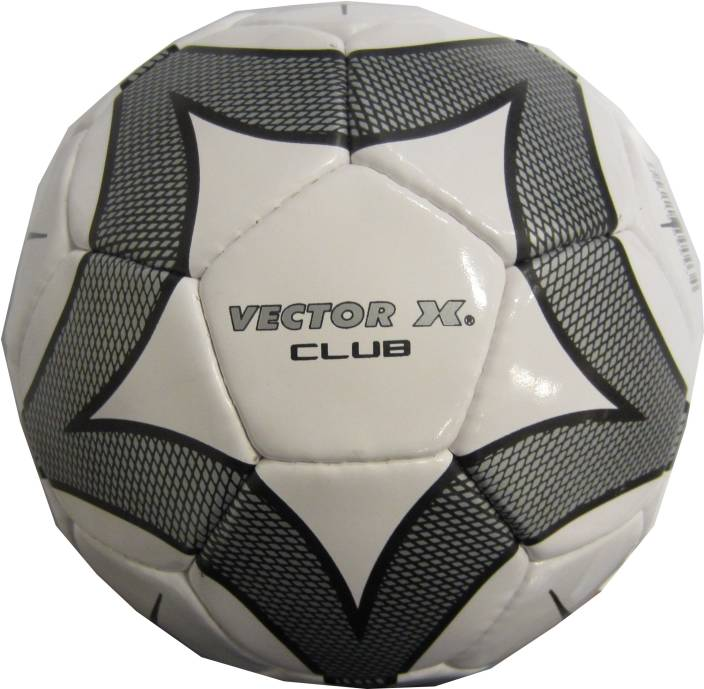 Vector X Club Football - Size: 3