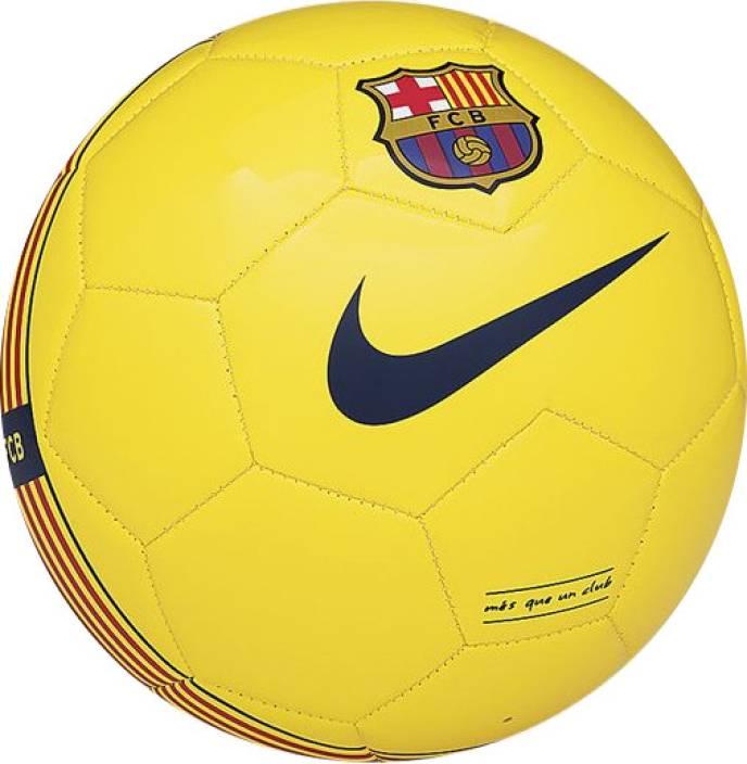 Nike FC Barcelona Supporter Football - Size  5 - Buy Nike FC ... a0ec9a3a57e
