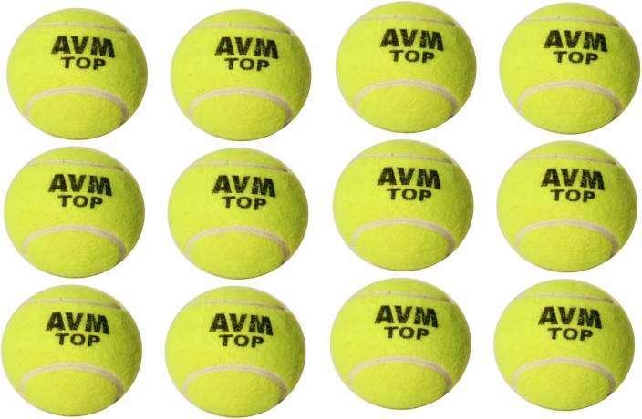 AVM Top Tennis Ball -   Size: Standard