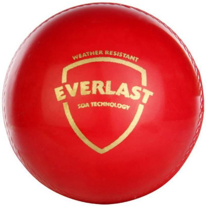 SG Everlast-Synthetic Cricket Ball -   Size: Standard