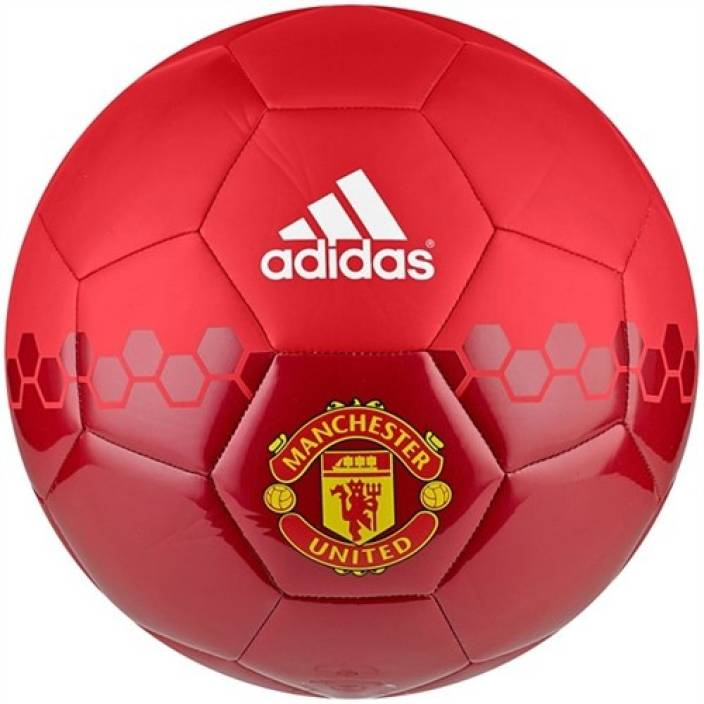 hot sales 93ec2 f0fb6 ADIDAS Manchester United Football - Size: 5