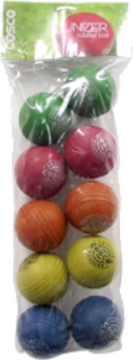 Cosco Bouncer Cricket Ball -   Size: Standard