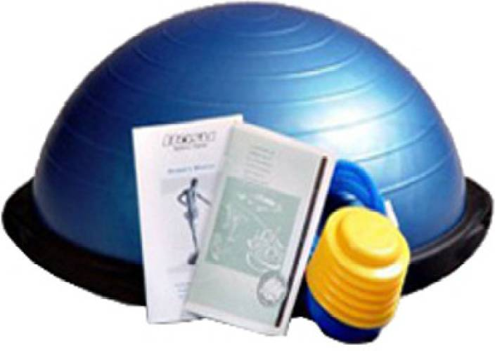 ISO Solid Bosu Pro with DVD USA 75 cm Gym Ball