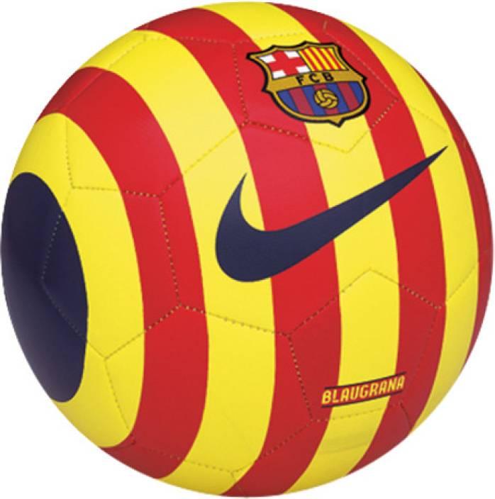 brand new 6a58a d5004 Nike FC Barcelona Skills Football - Size  1 (Multicolor)