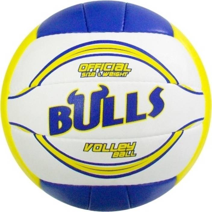 HRM Bulls 7.50 Volleyball -   Size: 4
